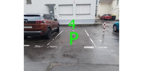 Parkplatz Schaafenstraße 2 Köln