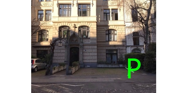 Parkplatz Lütticher Straße 34 Köln