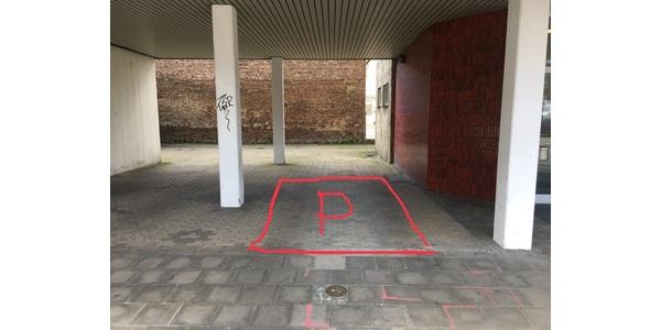 Parkplatz Hoeschplatz 5 Düren