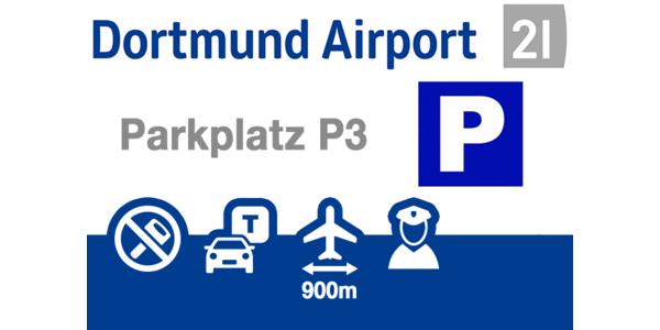 Parkplatz Flugplatz 21 Dortmund