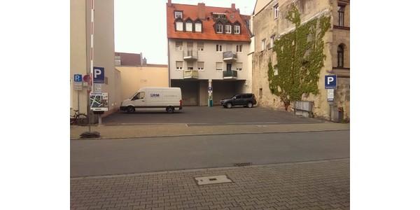 Parkplatz Hintere Ledergasse 28 Nürnberg