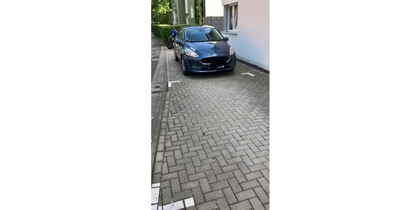 Parkplatz Röntgenstraße 7 Köln