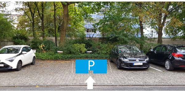 Parkplatz Waisenhausgasse 7 Köln