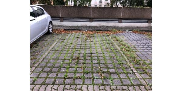 Parkplatz August-Bebel-Straße 36 Rostock