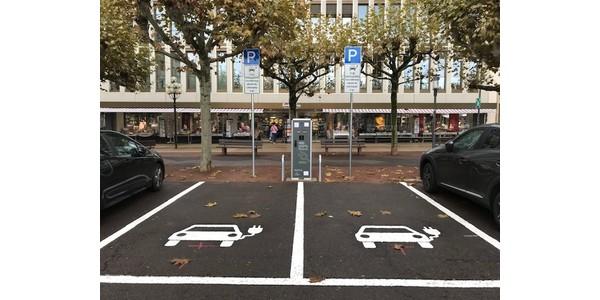 Parkplatz Großer Markt 3 Saarlouis