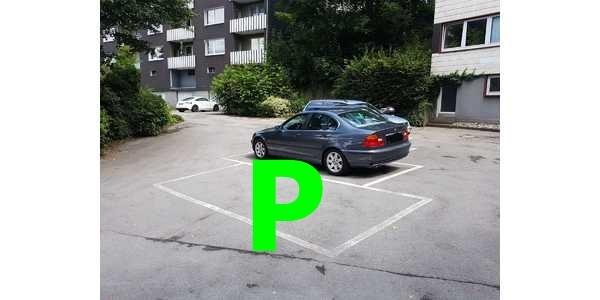 Parkplatz Cronenberger Straße 180 Wuppertal