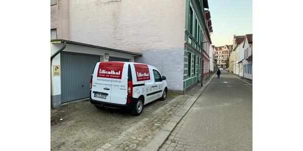 Parkplatz Mittelstraße 18 Flensburg