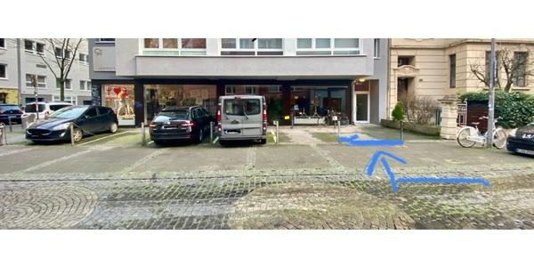Parkplatz Genter Straße 32 Köln