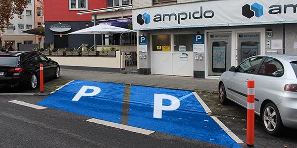 Parkplatz Boissereestraße 22 Köln