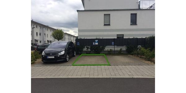 Parkplatz Mathesenhofweg 77 Köln