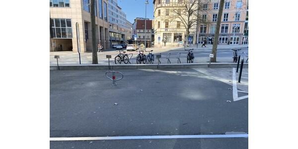 Parkplatz Leutragraben 1 Jena