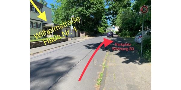 Parkplatz Wilhelmstraße 1 Bad Honnef