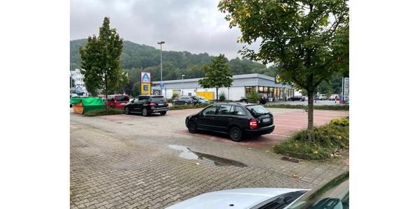 Parkplatz Werdener Straße 4 Essen