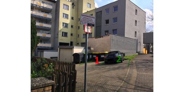 Parkplatz Niehler Damm 1 Köln